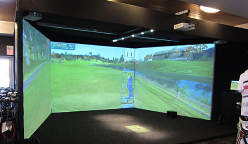 Sports Coach 3-Screen Surround