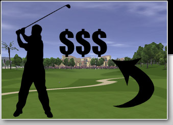 Earn Money From Our Golf Simulator and Swing Analyzer Systems