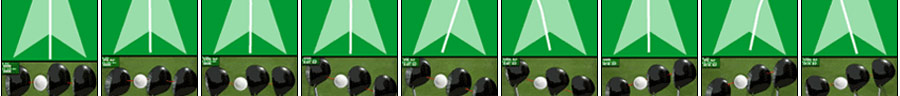 Fixing a Fade with the Virtual Golf Simulator & Swing Analyzer Systems