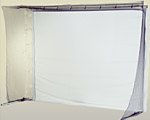 N4 Impact Projection Screen
