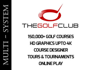 Par2pro S Online Golf Simulator Analyzer Superstore The Golf Club Tgc Simulator Software